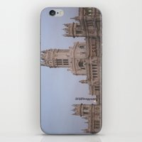 madrid iPhone & iPod Skins featuring Madrid by AnnaLee Barclay