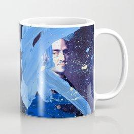 Blue Explosion Coffee Mug