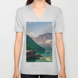 The Place To Be III Unisex V-Neck