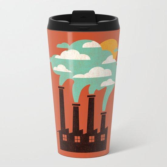 The Cloud Factory Metal Travel Mug