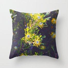 Australian Spring Throw Pillow