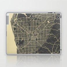 Adelaide map Laptop & iPad Skin