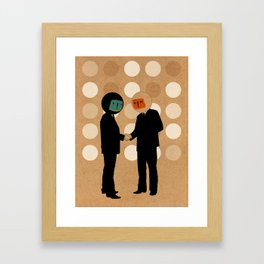 How Are You Framed Art Print