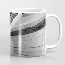 Mandolin Portrait 3 Coffee Mug