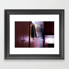 Ghost Person  Framed Art Print