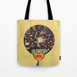 Rhythm is funky Tote Bag
