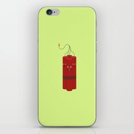 Dynamite explosion guys T-Shirt Dx4x1 iPhone Skin