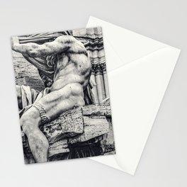 Fontana dei Quattro Fiumi, Piazza Navona, Rome, Italy Stationery Cards