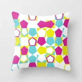 Zing Digital Print Throw Pillow