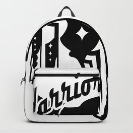 Warrior Society (Buffalo Black) Backpack