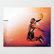 When Kings Fly Canvas Print