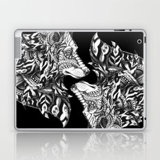 Wolf Profile Laptop & iPad Skin