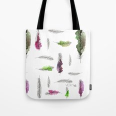 Feathers.. Tote Bag
