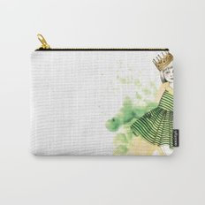 Little Queen Carry-All Pouch