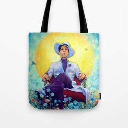 The Sun Prince Tote Bag