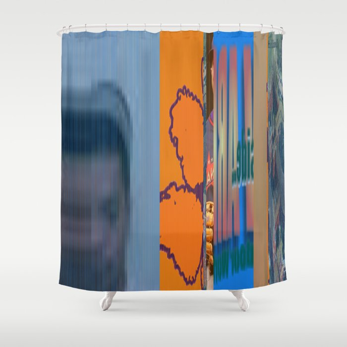 Wow State Florida Shower Curtain