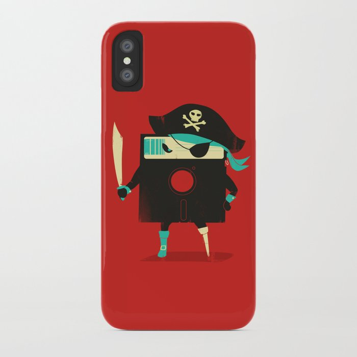 Software Pirate iPhone Case