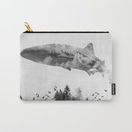 Whaleshark Island Carry-All Pouch