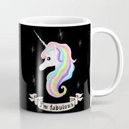 Fabulous unicorn Coffee Mug