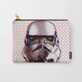 CMYK Stormtrooper by Javi Codina Carry-All Pouch