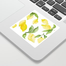lemon love Sticker