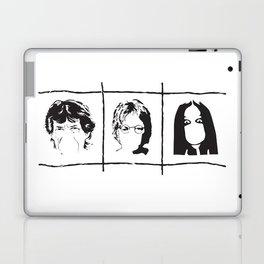 Famous singers Laptop & iPad Skin
