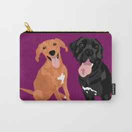 Margo and Molly Carry-All Pouch