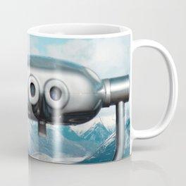 Mountaintop View Coffee Mug