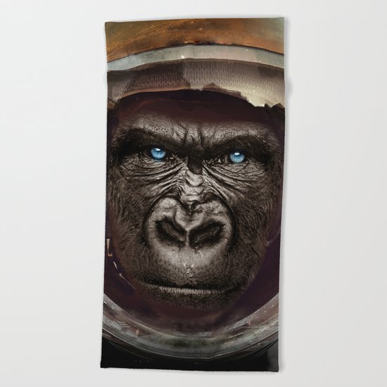 Ecco Beach Towel