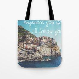 Italia Tote Bag