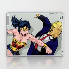 Punch Trump Laptop & iPad Skin