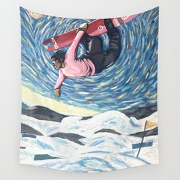 """""""AIR ZEB"""" BY MILBORN Wall Tapestry"""