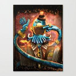 Donny Darkmatter Canvas Print