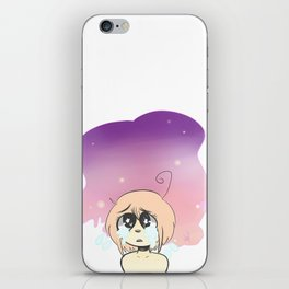 space view iPhone Skin