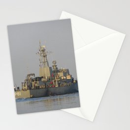 Greek Warship Stationery Cards