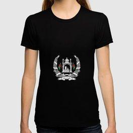 National Emblem of Afghanistan  T-shirt