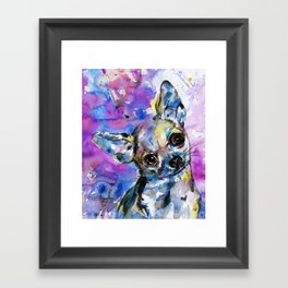 Chihuahua No. 1 Framed Art Print