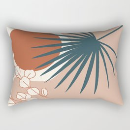 Tropical Sense Terra Rectangular Pillow