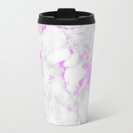 Marble Textures #spring #decor #society6 Travel Mug