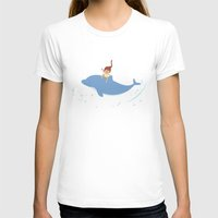 dolphin T-shirts featuring Dolphin by Avondster