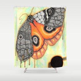 catarsis Shower Curtain