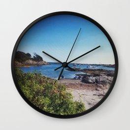 Jamestown, RI Cove Wall Clock