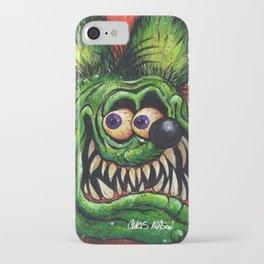 Rat Fink! iPhone Case
