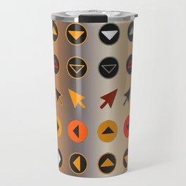 Symbology 4 Travel Mug