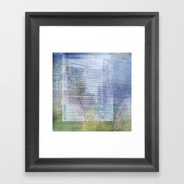 UrbanMirror Framed Art Print