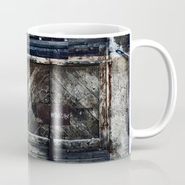 Roman Doors Coffee Mug