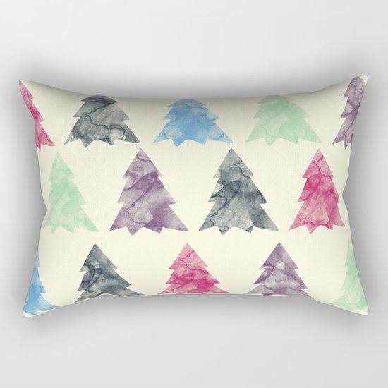 Lovely Pattern Rectangular Pillow