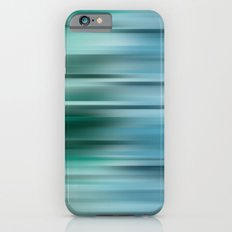 Misty Blue  iPhone 6s Slim Case