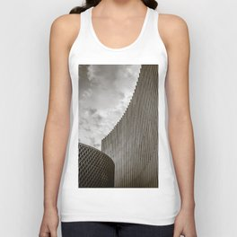 Texturized Brutalism Unisex Tank Top