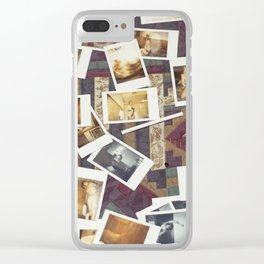 Regne du sommeil mia Clear iPhone Case